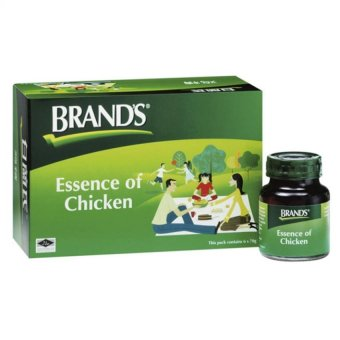 Brand's Essence of Chicken 70g Bottle Box of 6 Price Philippines
