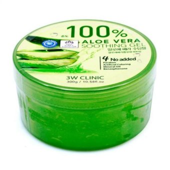 3W CLINIC Aloe Vera Soothing Gel Price Philippines