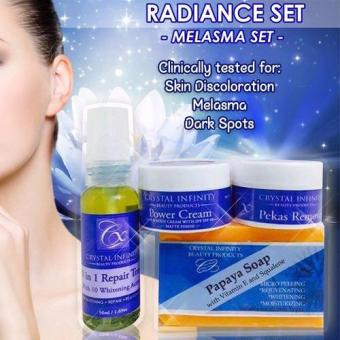 Radiance Set (Melasma Set) Price Philippines