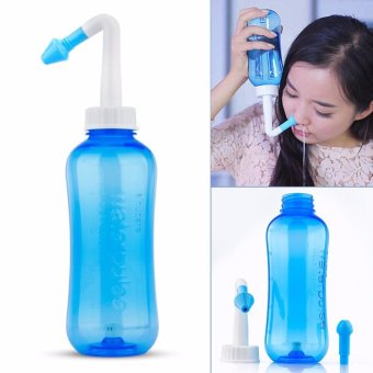 Harga Nasal Irrigation for Adult and Children Allergic Rhinitis Treatment - intl
