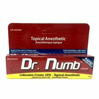 Harga Dr. Numb Topical Anesthetic 30g.