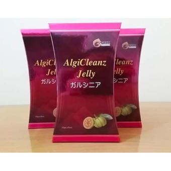 AlgiCleanz Jelly - Garcinia Cambogia in a Jelly Lose Weight in 10 days Pack of 3 Price Philippines