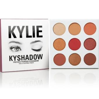 Harga KYLIE Cosmetics The Burgundy Palette Kyshadow