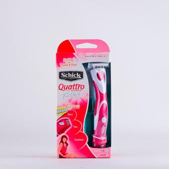 Schick Quattro Women Trim Style Price Philippines