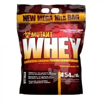 Harga Mutant Whey 10lbs Chocolate