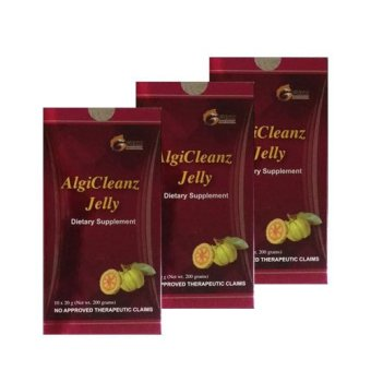 AlgiCleanz Jelly - Garcinia Cambogia in a Jelly Lose Weight in 10 days (Lot of 3) Price Philippines