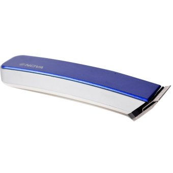 Harga Nova NS-216 Rechargeable Hair Trimmer (Blue)