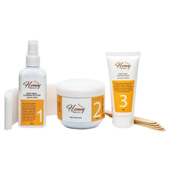 Harga Honey Magic - Honey Waxing Kit