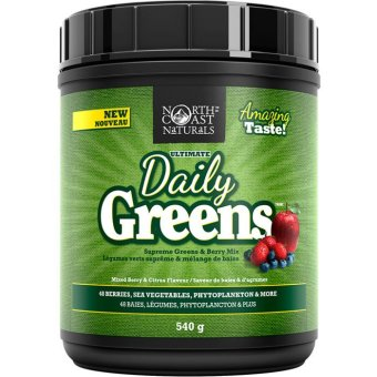 Harga North Coast Naturals Ultimate Daily Greens 30 Servings