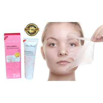 Harga Nature Beauty Collagen and Glutathione Perfect Magic Peeling Cream 100g