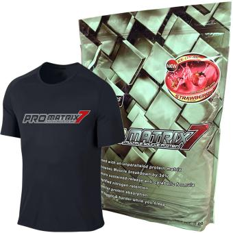 Harga ProMatrix7 5lbs(Strawberry)+drifit