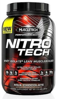 Muscletech Nitrotech Performance Series Milk Chocolate 907g Price Philippines