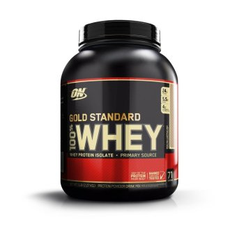 Optimum Nutrition 100% Whey Gold Standard- Mocha Cappuccino- 5Pounds Price Philippines