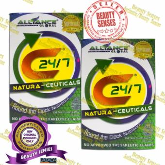 Harga C24/7 Natura Ceutical Dietary Supplement by 30's (Set of 2)