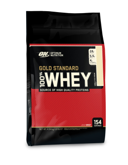 Optimum Nutrition Gold Standard 100% Whey 10lbs (Vanilla Ice Cream) Price Philippines