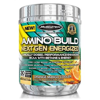 MuscleTech Amino Build Next Gen Energized, Advanced BCAA Powder w/ Energy Price Philippines