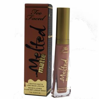 Harga Too Faced Melted Matte Lipstick (Miso Pretty)