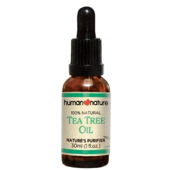 Harga Human Nature 100% Tea Tree Oil 30ml