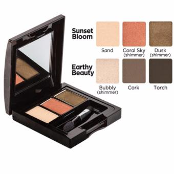 Harga Human Nature Perfect Mineral Eyeshadow 3.9g (Earthy Beauty)