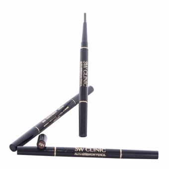 3w Clinic Auto Eyebrow {Black brown} Price Philippines