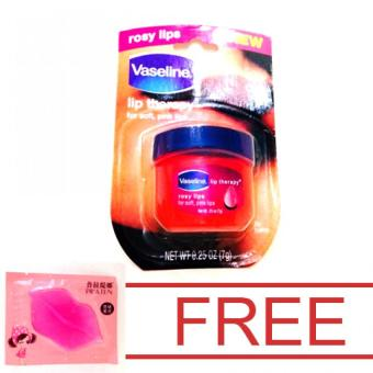 Harga Vaseline Lip Therapy with Lip Pilaten
