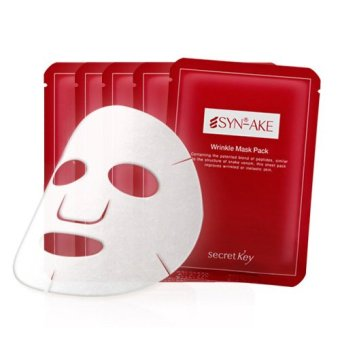Secret key SYN-AKE Wrinkle Mask Pack 1P(sheet) Price Philippines