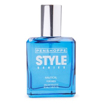 Harga PENSHOPPE Style Series Eau De Toilette 30ml (Nautical Blue)