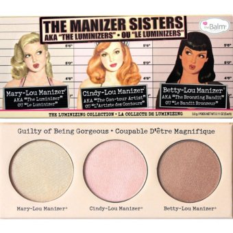 "The Manizer Sisters AKA the ""Luminizers"" Price Philippines"