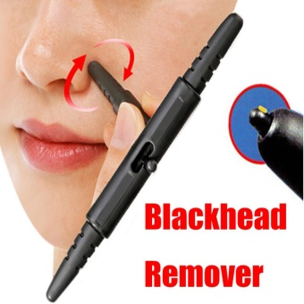 Harga Pen Type Makeup Nose Extractor Stick Blackhead Remover Acne Pore Cleaner - intl