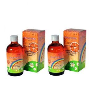 Harga Natracare Prime C+ Kids Sodium Ascorbate Syrup 120ml (Lemon-Orange Flavor) Bundle of 2