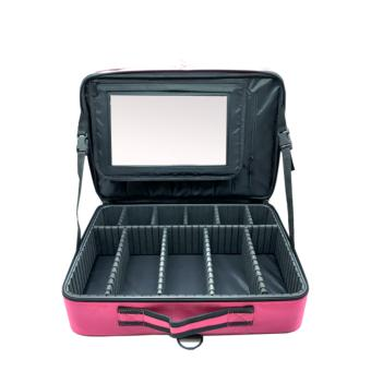 Suesh Shock Proof Cosmetic Bag Organizer with Mirror Price Philippines