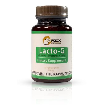 Lacto-G (Probiotic+Wheatgrass+Barley) 500mg Price Philippines