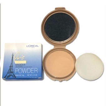 Harga L'oreal Paris Paris Lucent Magique Feel Naturale Light Softening One-step makeup Powder