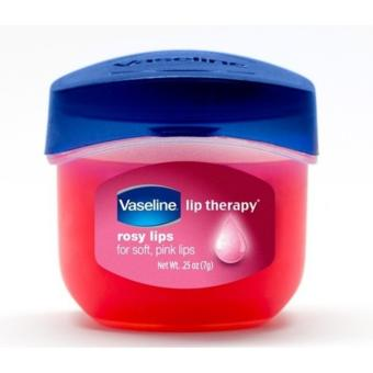 Harga New 2017 Vaseline Lip Theraphy Rosy Lips Mini