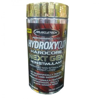 Muscletech Hydroxycut Next Gen Stimulant Free 150 Count Price Philippines