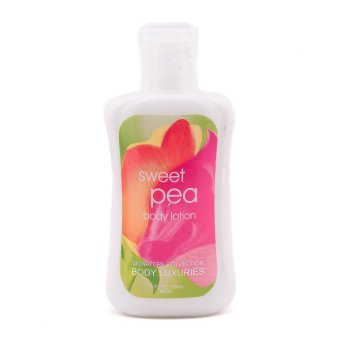 Harga Body Luxuries Sweet Pea Body Lotion 88ml