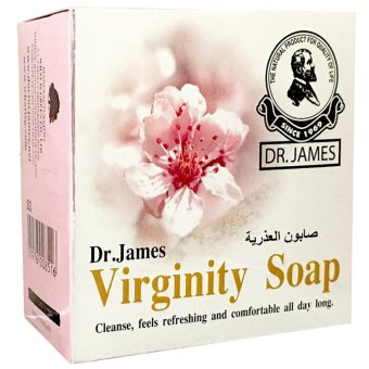 Harga Dr. James Virginity Soap 80g