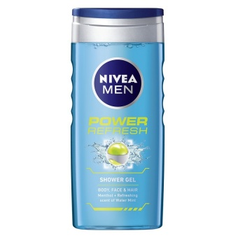 Harga Nivea Power Refresh Shower Gel 250 ml