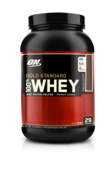 Harga Optimum Nutrition Gold Standard 100% Whey 2lbs (Double Rich Chocolate)