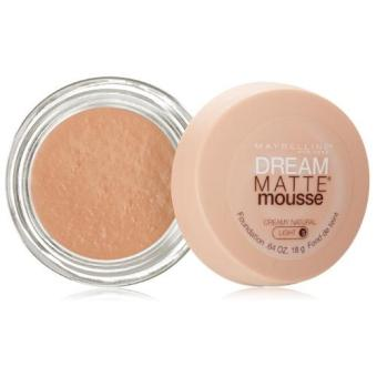 Maybelline Dream Matte Mousse Foundation (CREAMY NATURAL) Price Philippines