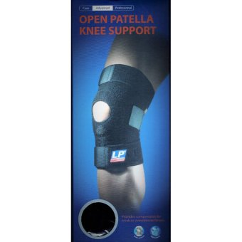 Harga LP Support Advanced Open Patella Knee Support 758 One Size