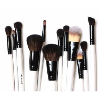 MORPHE SET 706 - 12 PIECE BLACK AND WHITE TRAVEL SET Price Philippines
