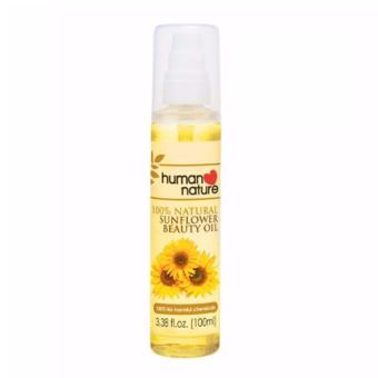 Harga Human Nature Sunflower Beauty Oil 50ml