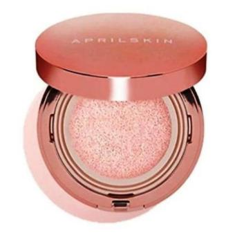 Korean Cosmetics April Skin #22 Magic Snow Cushion (Pink) Price Philippines