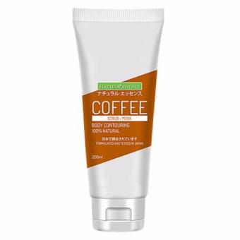 Harga Alliance Global Naturacentials Coffee Scrub + Mask (200ml)