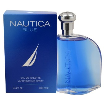 Harga Nautica Blue Eau de Toilette for Men 100ml