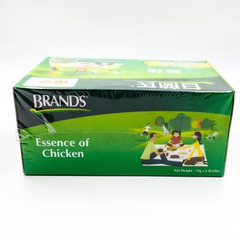 Harga Brand's essence of chicken 6's