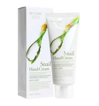 3w Clinic Snail Hand Cream Price Philippines