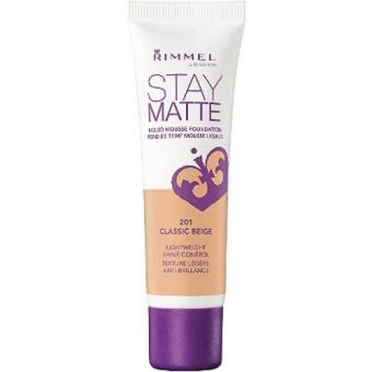 Harga Rimmel Stay Matte Foundation, Classic Beige 30ML
