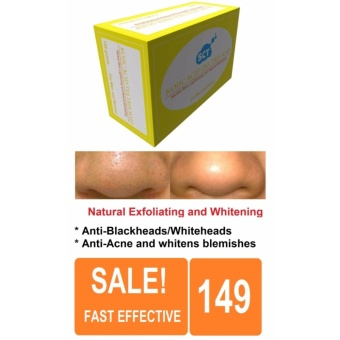 SCT Kojic Tea Tree Soap Intensive Herbal Whitening for Men and Women Price Philippines